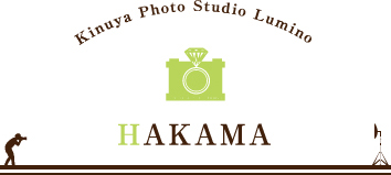 Kinuya Photo Studio Lumino HAKAMA