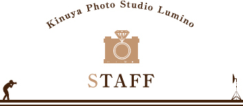 Kinuya Photo Studio Lumino STAFF